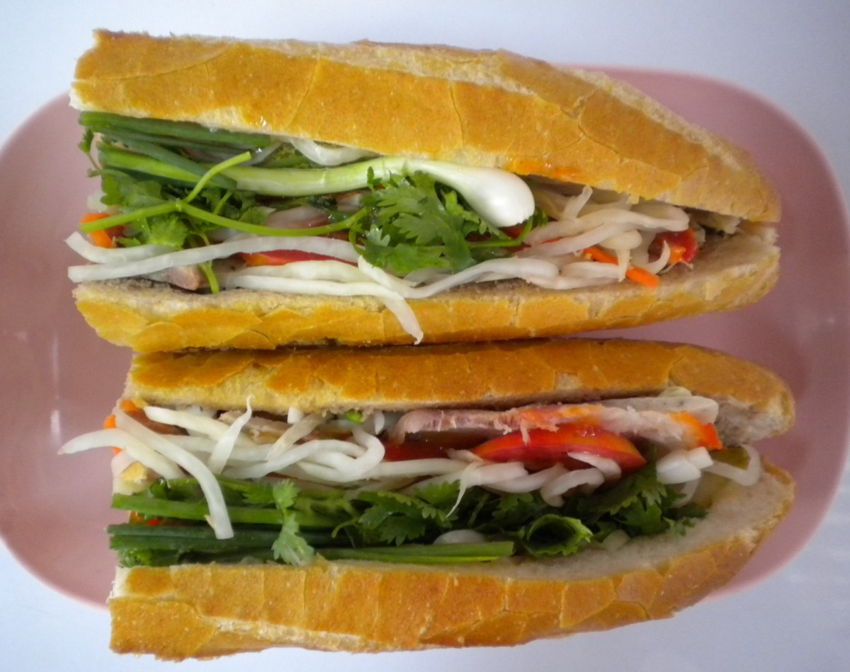 The Quest for The Best Baguette in Vientiane, Laos – escape
