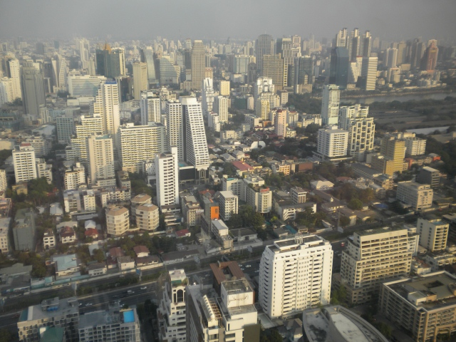 Baiyoke Tower Ii Escape