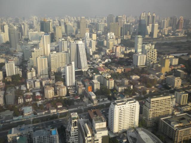 Spectacular Views Over Bangkok Escape
